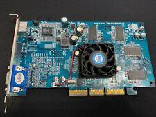 Scheda video agp Nvidia GeForce4 AGP 2x/4x/8x  A4-MX440DDR-A2