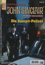 JOHN SINCLAIR SONDEREDITION Nr. 65 - Die Vampir-Polizei - Jason Dark - NEU