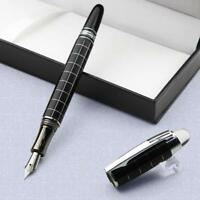 Crss Silver Line Business Office Medium Füllfederhalter Fountain-Pen