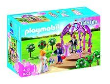 Playmobil City Life 9229 - Pabellón nupcial con novios. De 4 a 10 años