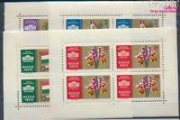 Ungarn 1765A-1768A Kleinbogen postfrisch 1961 Briefmarkenausstellung (8112294