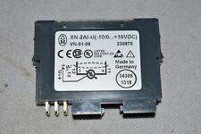 Moeller/Eaton/Micro Innovation analog Eingabe (XN-2AI-U (-10/0...+10VDC))(5.068)
