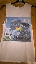 Ladies sesame street t-shirt size 6