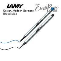 DB18559 Lamy M63 Rollerball Refill BLACK x 3