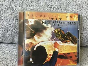Recollections the very best of Rick Wakeman 1973-79 cd