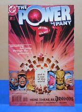 THE POWER COMPANY #2 of 18 2002/03 DC Comics 9.0 VF/NM Uncertified KURT BUSIEK