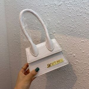 Mini Fashion Jacquemus Crossbody Lady Leather Shoulder Bag 2019