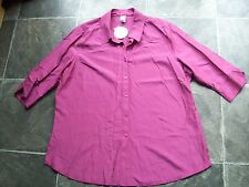 Target Machine Washable Button Down Shirt Tops for Women