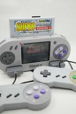 "Retro 16 bit SFC SNES Handheld 3.5"" screen LCD Portable Console Region Free"