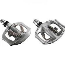 Pedali in argento alluminio per biciclette Mountain bike
