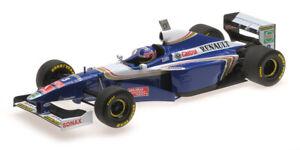 Minichamps Williams FW19 World Champion 1997 - Jacques Villeneuve 1/18 Scale