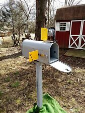Mail Alert Flag-USA MADE! UNIVERSAL FIT! Mailbox NOT Included!