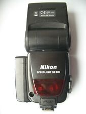 NIKON SPEED LIGHT SB-800 FLASHGUN. FREE UK POST.