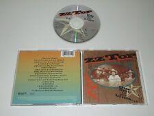 ZZ TOP/ONE FOOT IN THE BLUES(WARNER BROS. 9362-45815-2) CD ALBUM