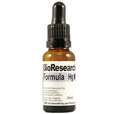 BioResearch Formula Hg Met 20ml