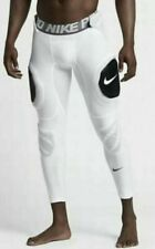 New Nike Pro Combat Hyperstrong - Hard Plate Compression Football Pants - 4Xl