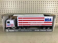 Nylint BSA Battery Specialists Of America Semi Tractor Trailer New In Box