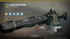 Destiny 2 Xenophage Full Quest Completion - PS4?