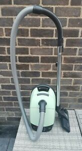Miele The Solution 500 Vacuum Cleaner tested working mint green