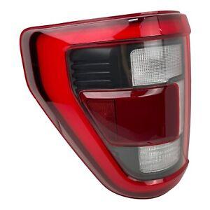 2021 2022 OEM Ford F150 F-150 Tremor LED Tail Light Left Driver Side ML34-13B505