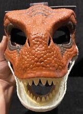 Jurassic World Legacy Collection Velociraptor Mask Moveable Jaw Raptor Dinosaur