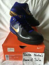 Nike Kobe 2009 Zoom IV 4 'Black Gradient Away', Size 11,