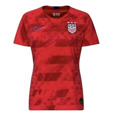 Nwt Womens Nike Team Usa Soccer Jersey Aj4397-688 Size Large Olympics Tokyo