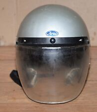 Vintage Arai HP RD-6 1974 motocycle helmet collectible open face racer large