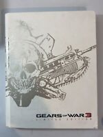 Gears of War 3 Limited Edition - Strategy Guide w/ Soundtrack Hardcover