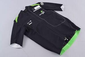 ASSOS Liberty RS23 Jacket Men's Medium Short Sleeve Team Dimension Data Cycling