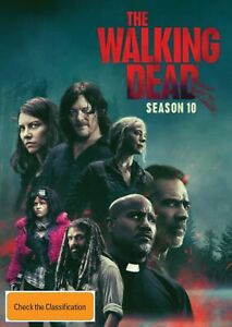 The Walking Dead The Complete Tenth Season 1 Series One0 Ser RELEASED 25/08/2021