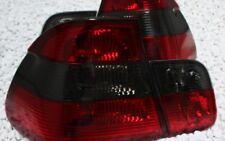 RÜCKLEUCHTEN SET BMW E46 3er LIMOUSINE 98-05 ROT SCHWARZ BLACK KRISTALL SMOKE