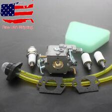 Carburetor for Poulan 2150 2155 2175 2375 1950LE 2055LE 2375LE Air Fuel Filter