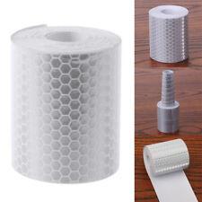 Reflektorband Silber 5cmx3m Reflektorfolie Warnung Selbstklebend Warnaufkleber
