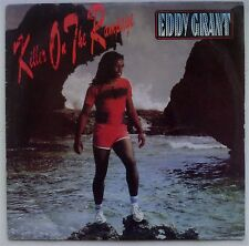 EDDY GRANT Killer On The Rampage 1982 OZ Ice Records EX/VG+