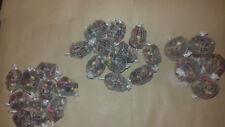 12 pre filled mesh bait balls pellet filled + 80 grm krill boilies