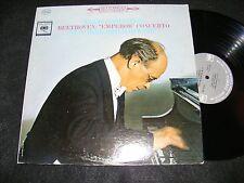 RUDOLF SERKIN Emperor Concerto Leonard Bernstein STEREO Columbia LP 1962 Orignal