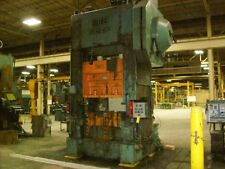 400 Ton Bliss High Speed Straight Side Press, Stamping, Planet Machinery #4710