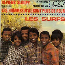 LES SURFS REVIENS SLOUPY FRENCH ORIG EP SAM CLAYTON
