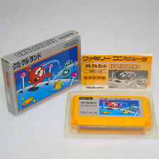 CLU CLU LAND Famicom Nintendo FC Japan Import NES Action Complete somewhat used