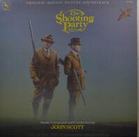 "The Shooting Party John Scott East LP 12 "" (Z604)"