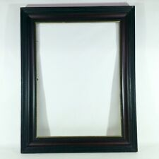 122 x 97 cm Gemälde Bilderrahmen Antique Frame Art Deco Klassizissmus Foto Kunst