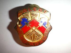 US Army Unit Crest 49th AIR DEFENSE ARTILLERY GROUP Distinctive unit Insignia