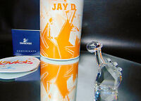 NEW Swarovski Crystal JAY D DINOSAUR FIGURINE Lovlots DINO 832181 w/ Box & COA!
