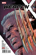 Weapon X #2 - Marvel-anglais-US-BD - Produit Neuf-c144