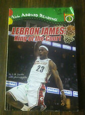 Lebron James : King of the Court by L. R. Jacobs (2009, Paperback) STORE#3537