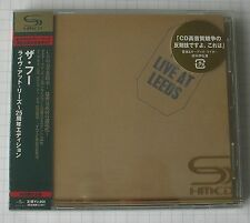 THE WHO - Live At Leeds + 8 BONUS 1st press JAPAN SHM CD NEU! UICY-90760 SEALED