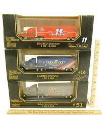 1993 Racing Champions 1:87 LE Transporters Musgrave #16 Elliott #11 RC #51 NIB