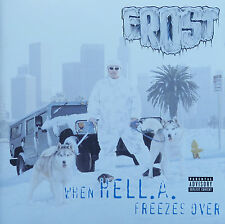 Frost / When Hell.A. Freezes Over / CD