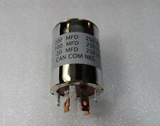 RL Drake Replacement Capacitor Can for the R-4C Receiver (High Voltage Can)